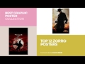 Download Video Download Top 12 Zorro Posters // Best Graphic Poster Collection 3GP MP4 FLV