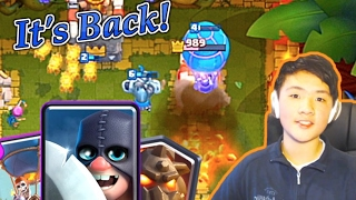 LAVAHOUND.EXE DECK + NEW CLAN! | Clash Royale is BACK!