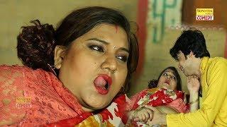 Bhabhi Devar Comedy   ||   Funny Comedy || Haryanvi  Maina Comedy