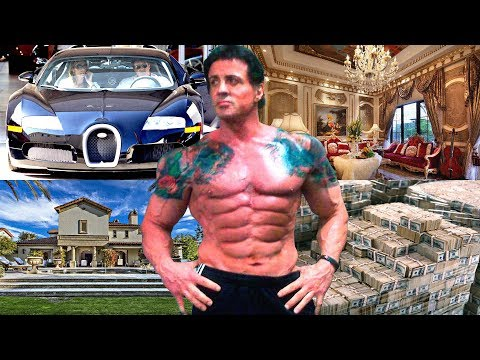 Sylvester Stallone s Lifestyle ★ 2018