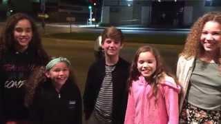 MattyBRaps & The Haschak Sisters