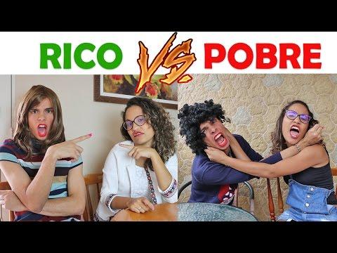 RICO VS POBRE 3 KIDS FUN