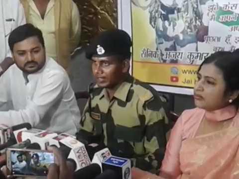 Xxx Mp4 Ajay Kumar BSF Press Conferens At UP Press Club PRESSMAN 25feb2018 3gp Sex