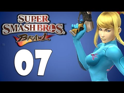 SSBB: Subspace Emissary (2-Players) - Part 7 - Smash Bros XXX
