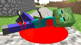 Zombie Life 2 - Craftronix Minecraft Animation