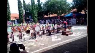Marching Band  Gita Ananda RA Pekuncen @ Lomba Drumband Se Eks Karasidenan Pekalongan 2016