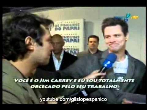 Pânico Na TV 10 07 2011 Cenas não mostradas do Encontro com o Jim Carrey
