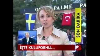 "İSVEÇ BAŞBAKANI ""Fredrik Reinfeldt"" KULU"