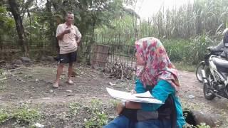 Diskusi Bersama Kepala Desa Karangturi Kec. Gantiwarno Kab. Klaten