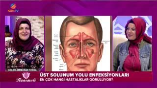 HANIMELİ -  DR  EMİNE DİLEK YURDAL -  ENFEKSİYON HASTALIKLARI UZMANI   04 MAYIS 2017