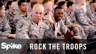 Roast The Troops with Jeff Ross - Rock The Troops