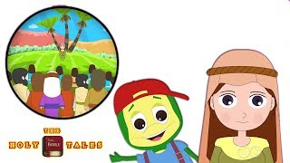 Deborah and Barak | Old Testament I Animated Bible Story For Children | Holy Tales Bible Stories