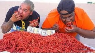 HOT CHEETOS AND TAKIS CHALLENGE!!! $10,000 CASH BET!!!