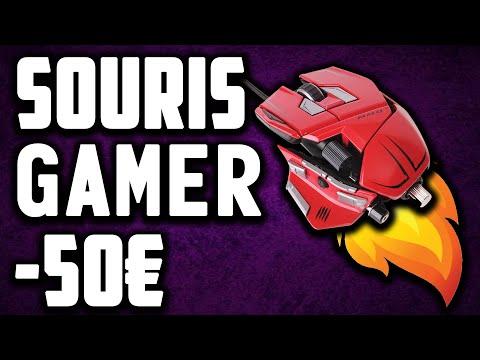 TOP 3 SOURIS GAMER PAS CHER A MOINS DE 50€ ! [BONS PLANS PC]