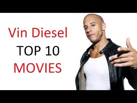 Top 10 movies of vin diesel Fast & Furious xXx