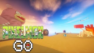 Breaking Friends! | Pixelmon Go (Pokemon in Minecraft) S2 #26