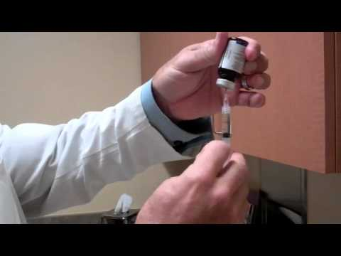 Testosterone injection video johncarrmd