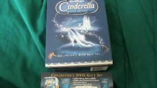 Cinderella Collector's DVD Gift Set