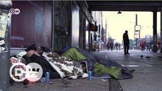 برلين عاصمة المشردين في أوروبا | عينٌ على أوروبا