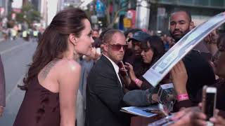 First They Killed My Father: Angelina Jolie Red Carpet Premiere Arrivals TIFF 2017