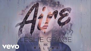 Leslie Grace - Aire (Cover Audio) ft. Maluma