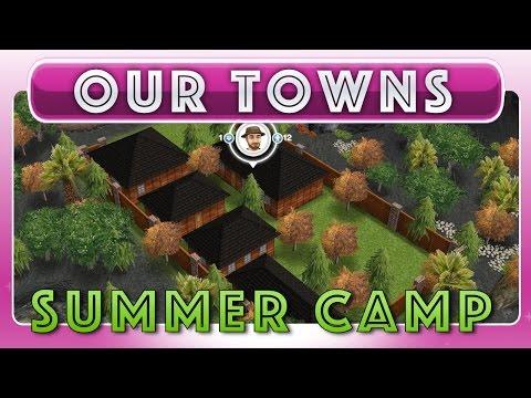 Xxx Mp4 Sims FreePlay Preteen Teen Campground Summer Camp Original House Design 3gp Sex