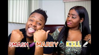 SMASH, MARRY, or KILL !!!! (YOUTUBER EDITION)