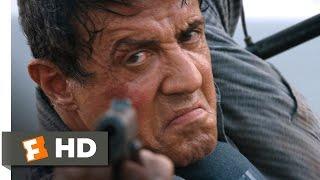 Escape Plan (10/11) Movie CLIP - Boom (2013) HD