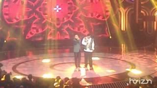 Duet emas danang & Asep irama di DA4 puncak final