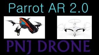 PRESENTATION : NOS DRONES ! PNJ Drone et Parrot AR DRONE