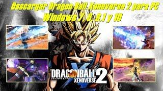 Descargar Dragon Ball Xenoverse 2 para PC Torrent | Windows 7, 8, 8.1 y 10