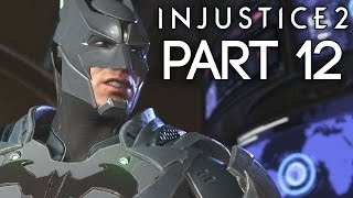 Injustice 2 - Let's Play (Story) - Part 12 - [Batman] -