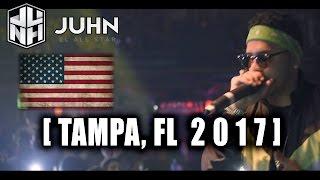 Juhn - En Vivo desde Tampa, FL 🇺🇸