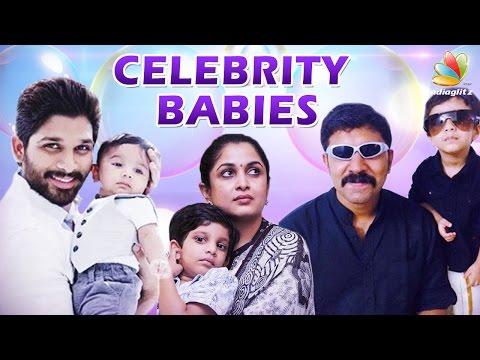 Xxx Mp4 Actors Actresses Amp Their Babies Celebrity Kids In Tamil Cinema 3gp Sex