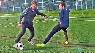 Learn Easy & Useful Football Match Skills - Iniesta Skill Tutorial