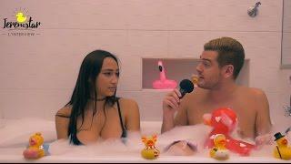 Astrid (Les Princes de l'Amour 4) dans le bain de Jeremstar - INTERVIEW