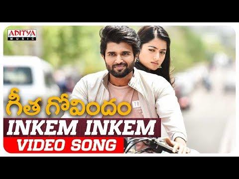Xxx Mp4 Inkem Inkem Video Song Geetha Govindam Songs Vijay Devarakonda Rashmika Mandanna 3gp Sex