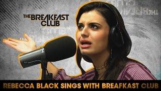Rebecca Black Sing