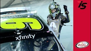 Byron caps off amazing run with first career XFINITY victory