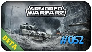 ARMORED WARFARE Gameplay German - Panzervorstellung Stingray #52 Gameplay [Deutsch/German]