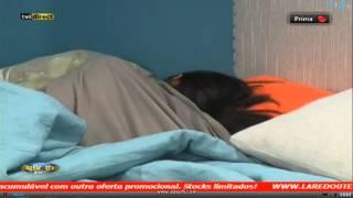 Pedro e Kelly dormem separados após brigarem 13 06