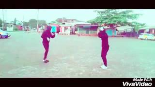Nii funny ft spanky yooko ebreaki me (official video) by x mask dancers