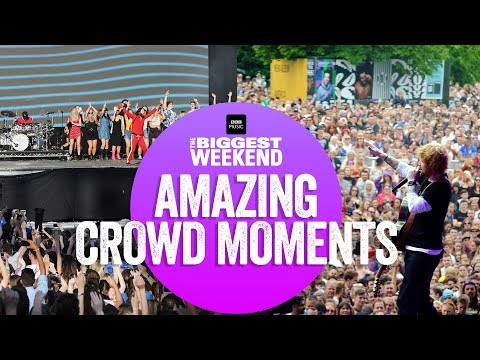 Sing it back - Biggest Weekend's best crowd moments
