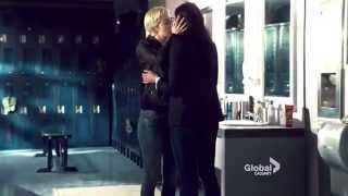 Rookie Blue - Gail and Holly - Happy