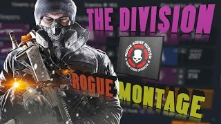 The Division | Rogue hunter Montage #1
