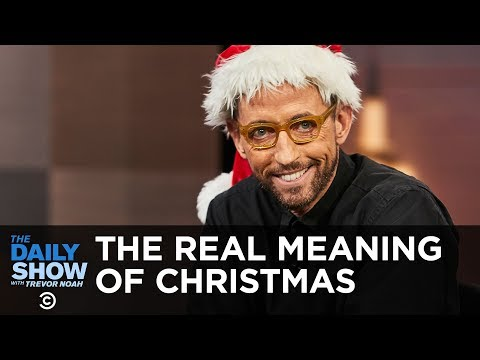 Thanks, Santa - A Cold Dose of Reality for the Holidays | The Daily Show
