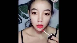 Amazing China girl makeup transformation ♕♕♕