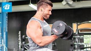 Arm-Building Superset Workout | Brian Casad