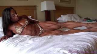 Muscle Angels promo1213: muscular women, female bodybuilders