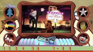 Gravity Falls - Interactive Jukebox